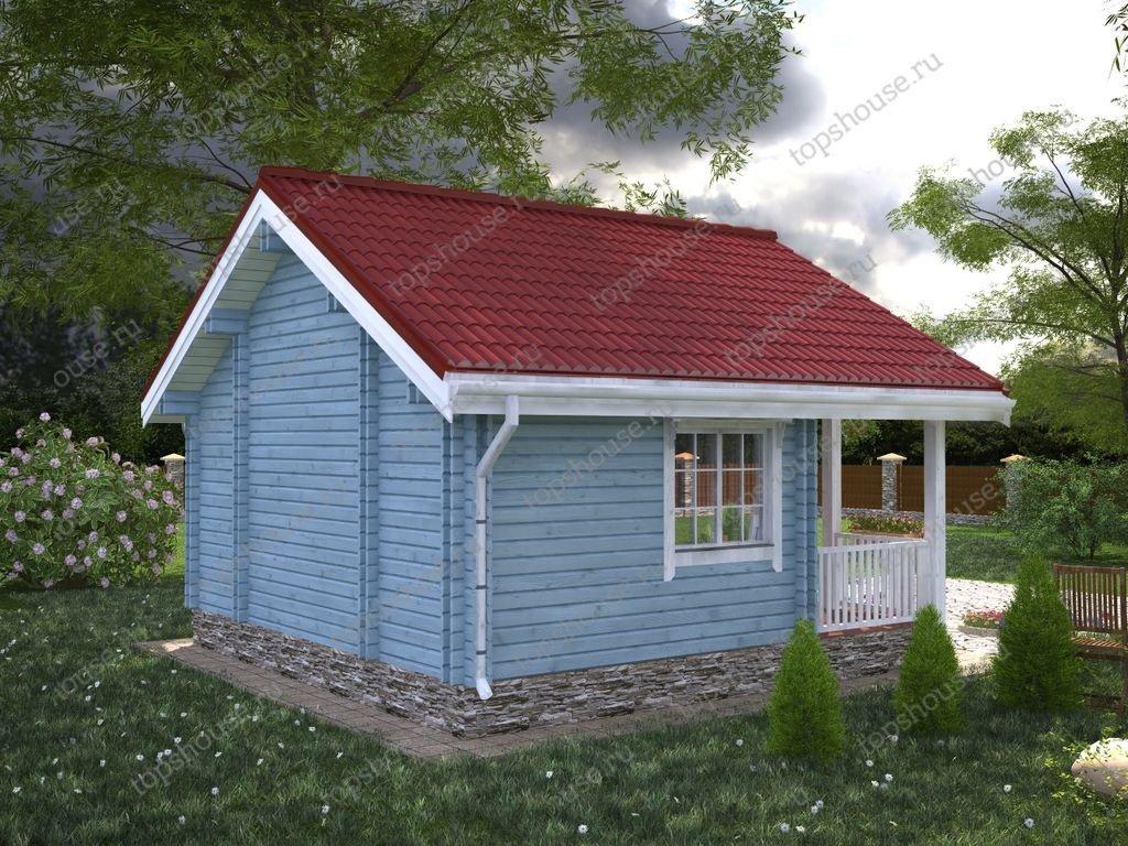 Теплый дом «Фиолент»