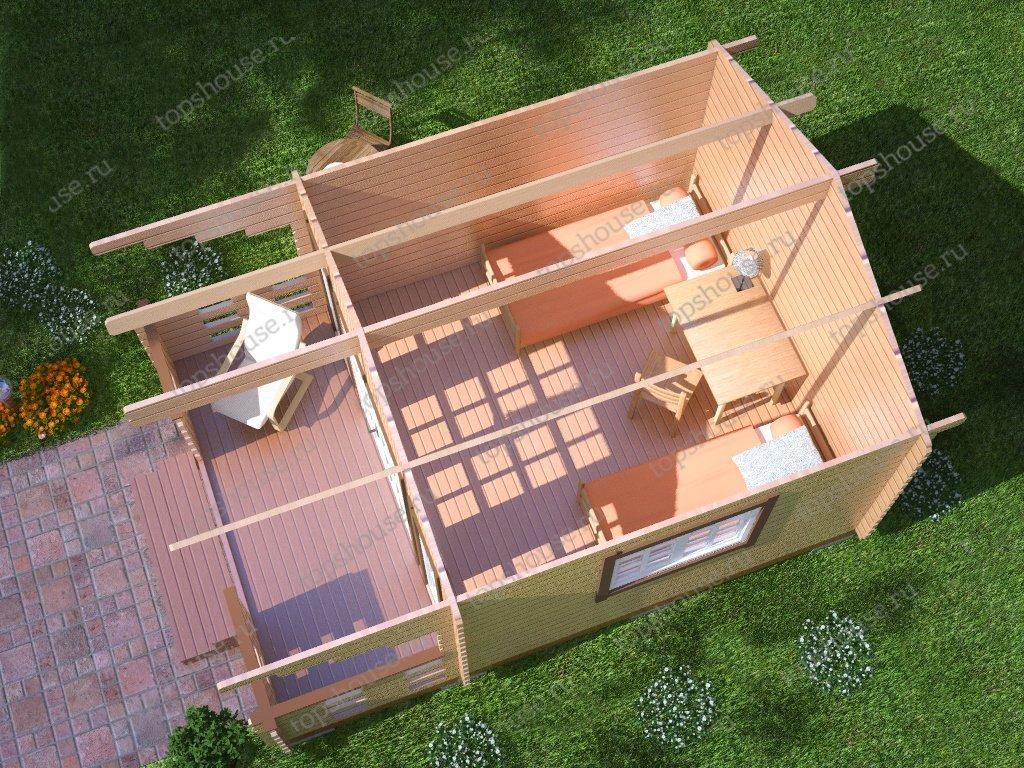 Как недорого построить свой дом своими руками