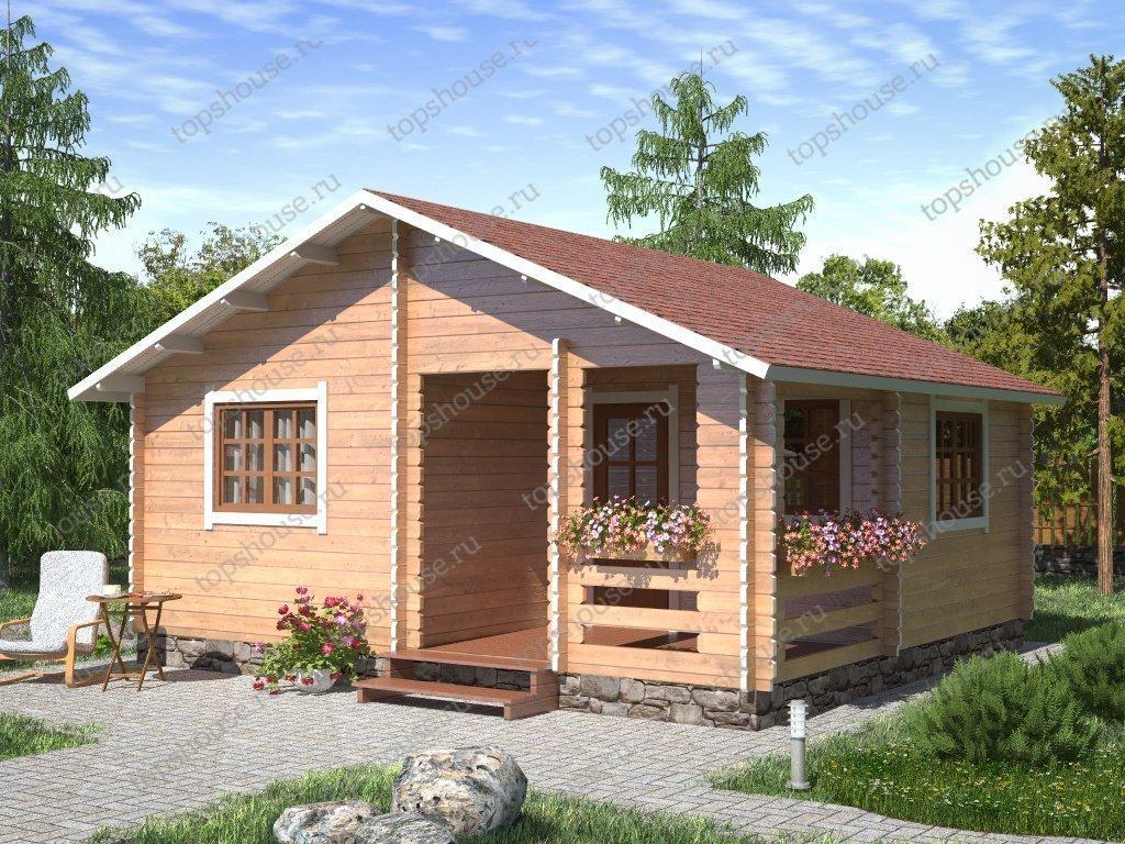 e28c8fc024c36 Дачный дом из бруса «Изба красна» в Москве по выгодным ценам от ...