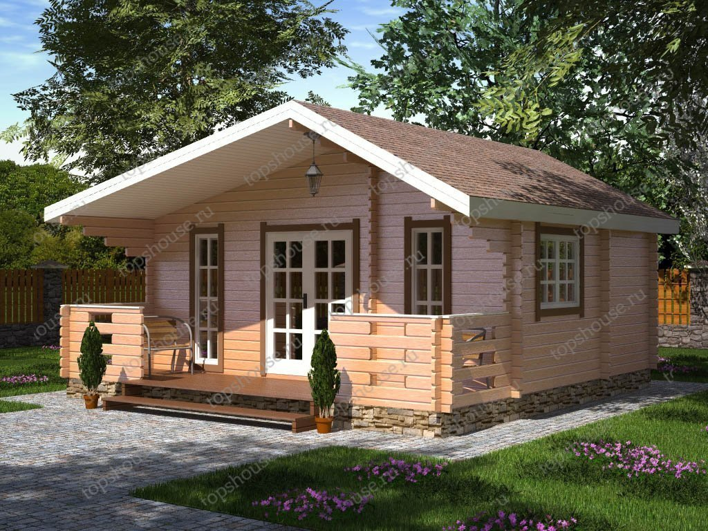 be00e01f18ace Дачный дом «Добрый вечер» в Москве по выгодным ценам от компании ...