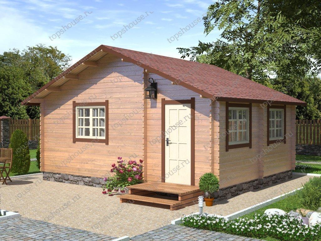 ad6442c3253cb Дачный дом из бруса «Топ-дом» в Москве по выгодным ценам от компании ...